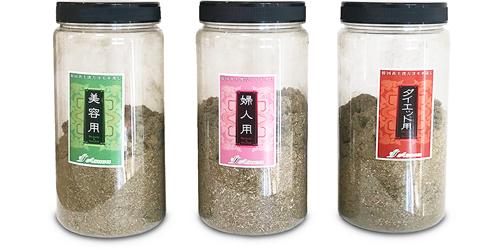 よもぎ蒸し用薬草3種